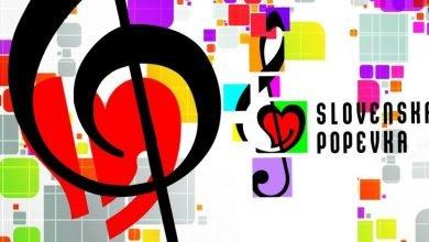 Slovenska popevka logo