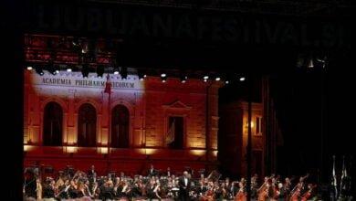 Marijino gledališče, Ljubljana festival